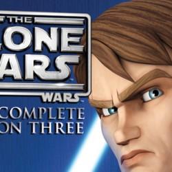 STAR WARS: THE CLONE WARS Season Three Coming to DVD and Blu-Ray