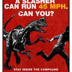 Terra Nova: Promo for Comic-Con, Dino Warning Signs
