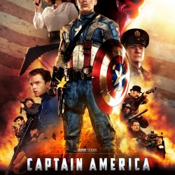 NEW Captain America: The First Avenger Poster and a Clip That Takes a Leap of Faith