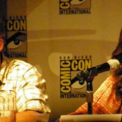 Eureka: Colin Ferguson and Salli Richardson-Whitfield Talk Reboot, Guest Stars, and Comic-Con