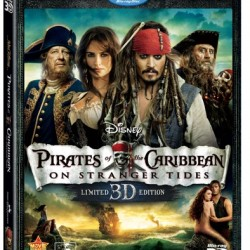 Pirates of the Caribbean: On Stranger Tides Bonus Clip; DVD/Blu-Ray/Blu-Ray 3D Details Released