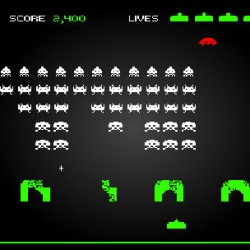 Will Space Invaders Slowly, Unrelentingly Drop Down into Your Local Theater?