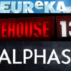 Eureka/Warehouse 13/Alphas Gives Syfy Its Most Powerful Monday Night in Ten Years