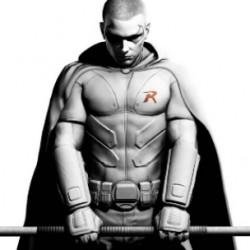 Robin Mops the Floor With Thugs in BATMAN: ARKHAM CITY DLC