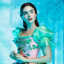 Relativity's SNOW WHITE: First Look At Lily Collins as Snow White; Sean Bean Is The King!