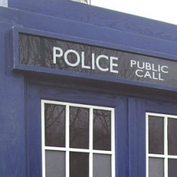 Jerk Oklahoman Steals A Little Girl's TARDIS, the Internet Provides