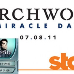 Torchwood: Miracle Day Premieres; Web of Lies App Now Live