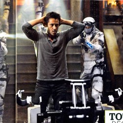 TOTAL RECALL: First Look at Colin Farrell