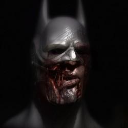 SciFi Mafia's Pic of the Day: Zombie Batman