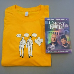 Win a Ghost Hunters Prize Pack From SciFi Mafia and Syfy [Contest Closed]