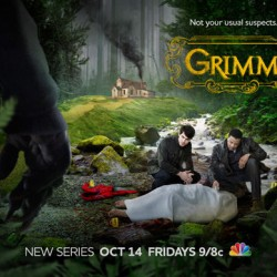 GRIMM: New Poster and Information About the NBC Mythological Crime Drama