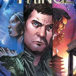 FRINGE: Beyond the Fringe Digital Comic Goes Live Today, Penned by Joshua Jackson