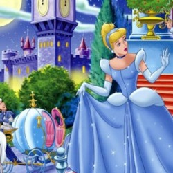 Cinderella Puts On Her Glass Slippers and Steps Up to the Reboot Plate