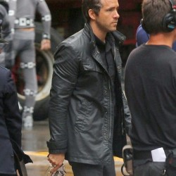 Ryan Reynolds and Jeff Bridges Are Locked and Loaded On the Set of R.I.P.D.