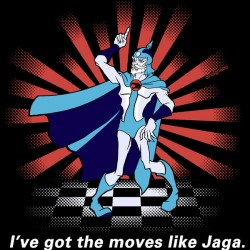 SciFi Mafia's Pic of the Day: Moves Like Jaga