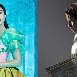 Mirror, Mirror, What's the Difference Between Relativity and Universal's SNOW WHITE?