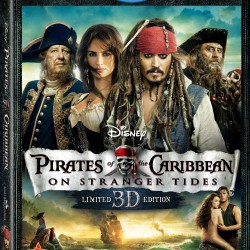 Pirates of the Caribbean: On Stranger Tides to Hit Blu-ray and DVD Next Week