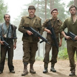 Captain America Deleted Scene Featuring Bucky and the Howling Commandos
