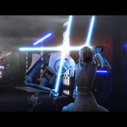 Bonus! TWO Clips From This Week's New STAR WARS: THE CLONE WARS