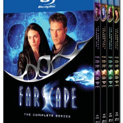 Win FARSCAPE: THE COMPLETE SERIES BLU-RAY EDITION from SciFi Mafia and A+E Networks Home Entertainment [Contest Closed]