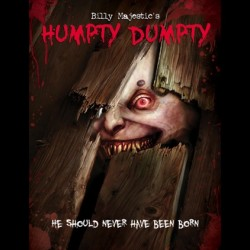 Revenger Comics and IDW Publishing Raise the Bar of Sci-fi Horror with HUMPTY DUMPTY