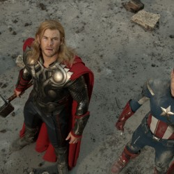 The Avengers: New High Resolution Images from the Film