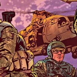 Universal Pictures to Adapt Mark Millar's WAR HEROES