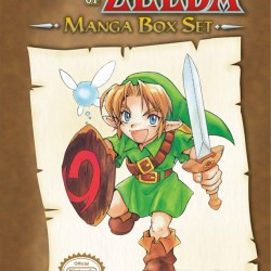 Viz Media Announces LEGEND OF ZELDA Manga Box Set