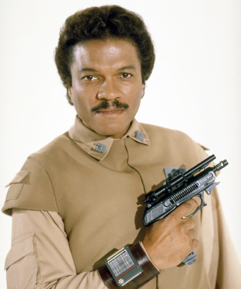 Billy Dee Williams - Wallpaper Gallery