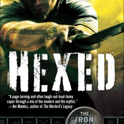 Book Review: Hexed (The Iron Druid Chronicles, Book Two)