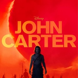 Two New Posters for Disney's JOHN CARTER Featuring Taylor Kitsch