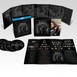Game of Thrones Season One DVD and Blu-ray Details Revealed