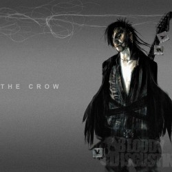 Concept Art Reveals What Bradley Cooper Could Have Looked Like In Relativity's Reboot of THE CROW
