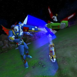 Voltron Coming To XBox Live Arcade and Playstation Network