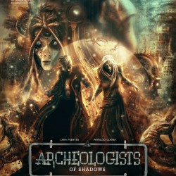 Graphic Novel Review: Archeologists of Shadows: The Resistance