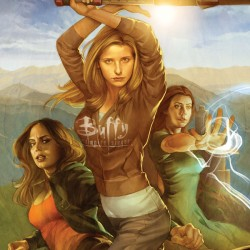BUFFY SEASON 8 Gets a Hardcover Release