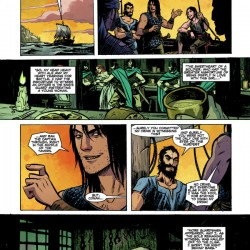 Sneak Peek: Check out the First Eight Pages of CONAN THE BARBARIAN #1