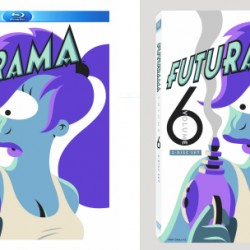 Futurama Volume 6 Blu-ray and DVD Unleashed Upon the Grateful Public Today
