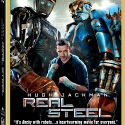 Shawn Levy's REAL STEEL Hits Blu-ray and DVD In January