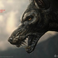 NEW RIDDICK Concept Art Unleashes the Jackal