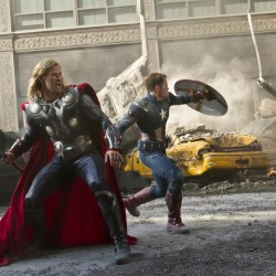 New International Trailer and Images from THE AVENGERS
