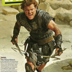 First Look at Sam Worthington's Perseus In WRATH OF THE TITANS