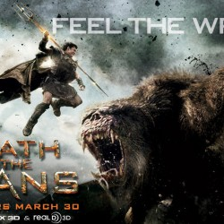 First Trailer and Posters for WRATH OF THE TITANS Unleashes the Beasts