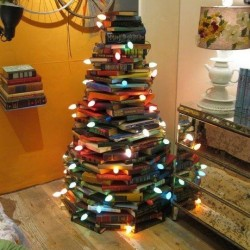 Pic of the Day: Literary Christmas