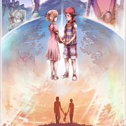 Earthbound Fan Art Blows Your Mind