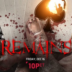 TV Review: Steve Niles' Remains