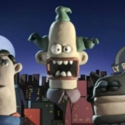 Cartoon Network Recruits Aardman Animation For DC NATION Claymation Goodness