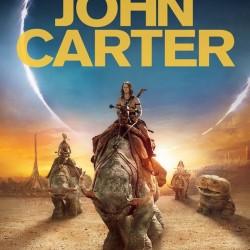 NEW Poster for Disney's JOHN CARTER Promises Two Worlds, One Hero