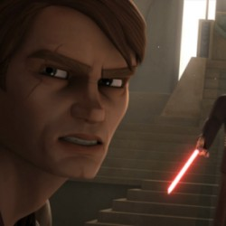 It's Back! TWO New Clips from This Friday's New STAR WARS: THE CLONE WARS