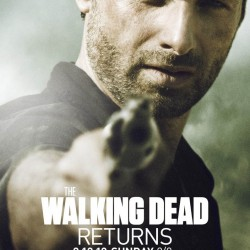 New Poster and Details for the New Season of THE WALKING DEAD